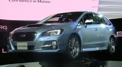 Subaru Levorg : les photos de la future Legacy break