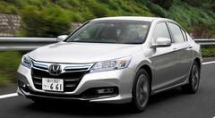 Voiture verte de l'année : la gamme Honda Accord récompensée