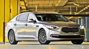 Kia lance officiellement sa K900