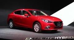 Mazda 3, l'hybride Toyoda