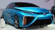 Toyota FCV : des objectifs modestes