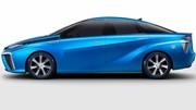 Toyota FCV : La voiture à hydrogène bientôt chez nous !