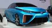 Toyota veut faire de la FCV la Prius de l'hydrogène