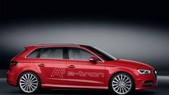 Audi A3 Sportback e-tron : prête à l'emploi