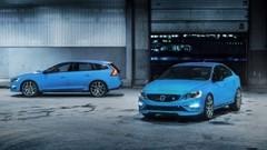 Volvo S60 et V60 Polestar 2014, hautes performances