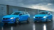 Volvo lève le voile sur les S60 et V60 Polestar