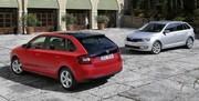 Essai Skoda Rapid Spaceback : Audi peut réclamer un copyright