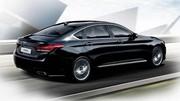 La nouvelle Hyundai Genesis officiellement dévoilée