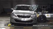 Euro NCAP : 5 étoiles pour la Peugeot 308, 4 étoiles pour la BMW i3