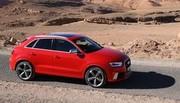 Audi RS Q3 2.5 TFSi Quattro 2013 : Escapade Sportive