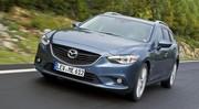 Essai Mazda 6 Wagon 2.2L Skyactiv-D 150 ch : Originalité payante