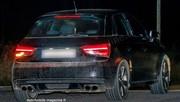 Audi S1 : Bombinette à retardement