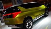 Mitsubishi Concept AR : Le futur Grandis, franchement déluré !