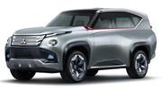 Mitsubishi GC-PHEV, futur Pajero/Montero