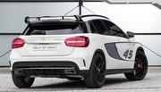 Mercedes confirme son GLA 45 AMG Concept