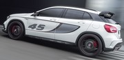 360 ch pour le Mercedes GLA AMG 45 Concept !
