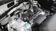Peugeot 208 HYbrid FE concept : un concentré de technologies