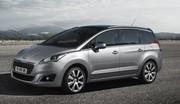 La remplaçante de la Peugeot 5008 sera produite à Rennes à partir de 2016