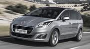 Peugeot 5008 : le remplaçant lancé fin 2016 et produit à Rennes