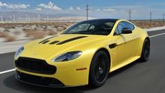 Essai Aston Martin V12 Vantage S : Piment jaune
