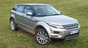 Essai Land Rover Range Rover Evoque SD4 : une boîte 9 pour quoi faire ?