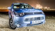Essai Mitsubishi Outlander PHEV : Première prise en main