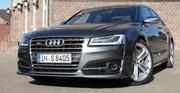 Essai nouvelles Audi S8 et A8 L W12