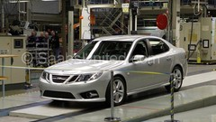 Saab : reprise de la production