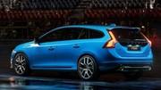 Volvo S60 et V60 Polestar : rapides comme l'éclair