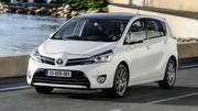 Toyota Verso : un nouveau moteur diesel signé BMW