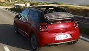 Essai Citroën DS3 Cabrio 1.6 VTi 120 So Chic : Le plein d'équilibre