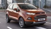 Ford EcoSport : Le crossover Ford à prix unique : 20 990 €