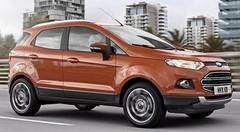 Un prix unique pour Le Ford EcoSport : 20 990 euros