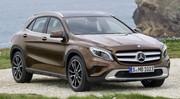 Mercedes-Benz GLA 2014 : prix à partir de 30.400 euros