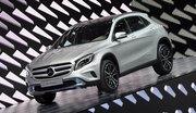Le Mercedes GLA annonce ses tarifs