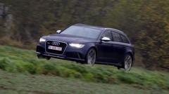 Essai Audi RS6 Avant : Tectonique, la Teutonne !