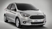 Ford Ka Concept : arrivée en 2015
