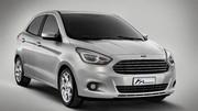 Nouvelle Ford Ka... pour 2015