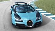 Bugatti Veyron : 400 exemplaires vendus