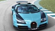 Bugatti a vendu 400 Veyron