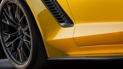 Chevrolet Corvette Z06 2014 : Encore plus de muscles