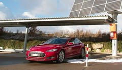 Essai Tesla Model S. Good Karma ?