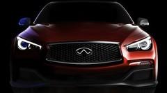 Infiniti Concept Car Q50 Eau Rouge : directement inspiré de la Formule 1