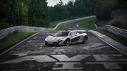 La McLaren P1 sous les 7 min sur le Nürburgring