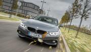 Essai BMW 420d : Le coupé roule pour le luxe