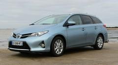 Essai Toyota Auris Touring Sports