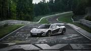La McLaren P1 boucle le Nürburgring en moins de 7 minutes (vidéo)