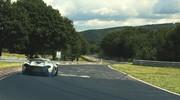 McLaren P1 sur le Ring : 7 minutes, guère moins