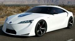 Toyota : une Supra Concept au Salon de Detroit