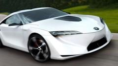 Détroit 2014 : Toyota avec un concept Supra